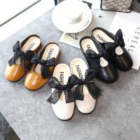 童鞋儿童凉鞋女童时尚公主鞋中大童包头凉拖鞋潮
