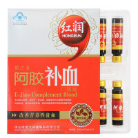 红润  阿胶补血口服液  改善营养性贫血