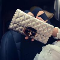 女士长款钱包女式新款韩版多功能手拿包手抓包零钱卡包潮皮夹