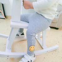 女童婴儿裤子新款女宝宝打底裤3-6-9个月韩版儿童装春秋装