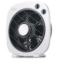 美的(Midea)KYT25-17D 转页电风扇家用台式扇