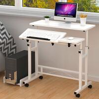 笔记本电脑桌宜家家居可升降简易床边桌移动台式旗舰家具店