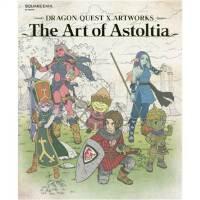 ドラゴンクエストX ア�`トワ�`クス The Art of Astoltia
