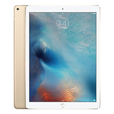 苹果(apple) iPad Pro(32G内存 12.9英寸 Retina 显示屏 wifi版 分辨率:2732 x 2048 )平板电脑-金色全新的iPad Pro 现已全面发售,顺丰包邮!
