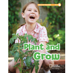 NGL美国国家地理学习Read on Your Own独立阅读系列 Grade 1 Plant and Grow 植物