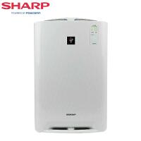 夏普 (SHARP) 空气净化器 家用办公室 除甲醛 除雾霾 除PM2.5除菌加湿升级款KC-BB30-W1