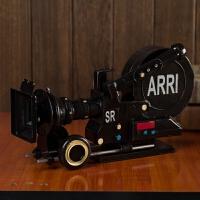 电影道具摄影录像机相机模型复古怀旧服装店软装饰品家居酒吧橱窗