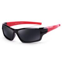 专业儿童太阳镜儿童眼镜男女童太阳宝宝墨镜蛤蟆眼镜3-12