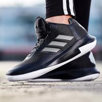 adidas阿迪达斯男子篮球鞋2018新款DROSE罗斯运动鞋AQ0043