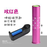 多功能正品面膜验钞灯紫外线手电筒测荧光剂检测笔婴儿专用化妆品