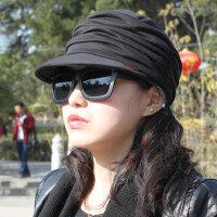 帽子女韩版潮女款时尚百搭甜美可爱潮流黑色鸭舌帽