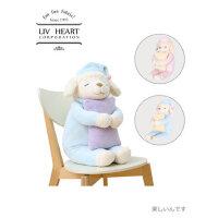 LIVHEART羊公仔可爱小羊布娃娃毛绒玩具抱枕靠枕儿童女生生日礼物
