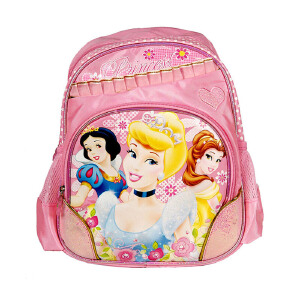 Disney 迪士尼 富乐梦书包公主儿童背包 粉色 CC-D0129P