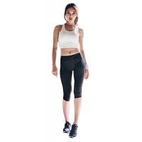 韩国春夏季2018新款瑜伽服跑步套装女运动健身房健身服女新款 白色两件套