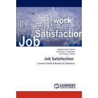 【预订】Job Satisfaction