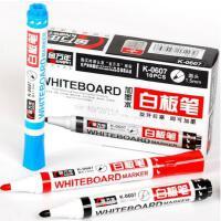 金万年0607可加墨水白板笔 易擦 教学培训白板笔