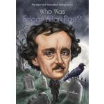 【预订】Who Was Edgar Allan Poe?