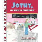 【预订】Jothy, My Kind of Different