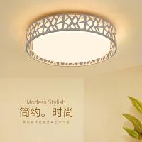 卧室灯led吸顶灯圆形客厅灯简约现代餐厅灯温馨房间阳台过道灯具