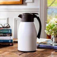 奇居良品卡迪304双层不锈钢保温壶暖壶热水瓶开水瓶大容量1.5L