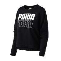 彪马PUMA运动卫衣女装套头运动服85384101