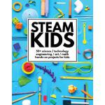 【预订】Steam Kids: 50+ Science / Technology / Engineering / Ar