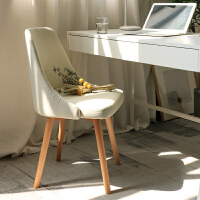 【满减优惠】椅子简约家用靠背凳子学生写字书桌椅学习书房办公电脑椅北欧餐椅