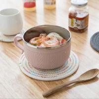 餐桌垫日式简约棉线隔热垫餐桌垫碗垫子素色家居盘子垫子锅垫杯垫