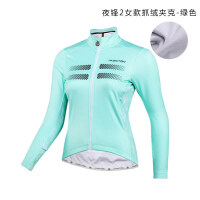 冬季骑行服保暖抓绒上衣夹克长袖自行车服装备男女夜锋