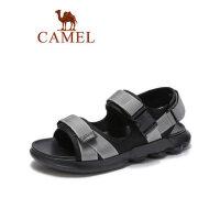 camel骆驼男鞋2019夏季运动凉鞋男士新品潮流休闲透气沙滩鞋时尚凉鞋