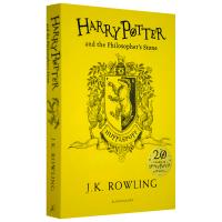 哈利波特与魔法石 赫奇帕奇学院 英文原版 Harry Potter and the Philosopher's Sto