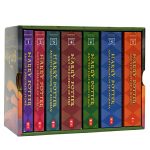 哈利波特英文原版 1-7全集(美国平装版)The Complete Harry Potter Collection (Books 1-7) ISBN9780545162074