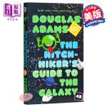 【中商原版】银河系搭车客指南 英文原版 The Hitchhiker's Guide to the Galaxy 科幻