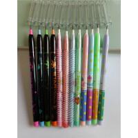 百能导弹笔套装下蛋笔HB免削笔卡通小学生子弹铅笔多头替芯创意子弹铅芯