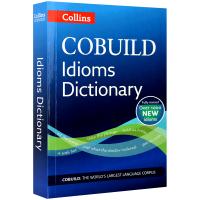 华研原版 柯林斯英语习惯用语词典 英文原版字典 COBUILD Idioms Dictionary 英文版进口书籍