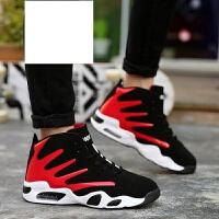 篮球鞋男鞋运动鞋新款春季减震耐磨球鞋男款高帮板鞋鞋子男鞋