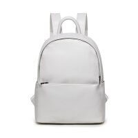 韩版夏季 皮质双肩包女防水电脑包背包大学生书包旅行包大容量