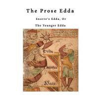 【预订】The Prose Edda: Snorre's Edda, or the Younger Edda