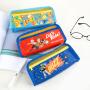 广博铅笔盒小学生大容量文具笔袋 颜色随机单个装 迪士尼玩具总动员IQT15000