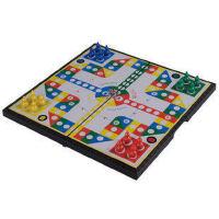 磁性飞行棋D-5幼儿童益智力玩具棋牌类游戏折叠棋盘