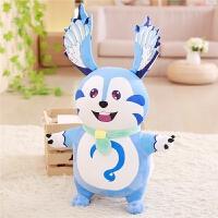 创意王者梦奇猫抱枕公仔英雄毛绒玩具荣耀玩偶大号布娃娃生日礼物