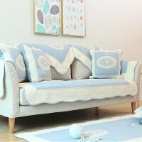 现代简约沙发套防滑沙发靠背巾罩沙发垫棉四季通用布艺家用坐垫