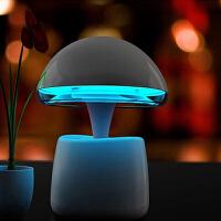 物有物语 小夜灯 多功能无线蓝牙音箱台灯创意复古音响台灯床头小夜灯