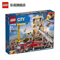 【当当自营】乐高(LEGO)积木 城市组City 玩具礼物6岁+ 消防救援队 60216