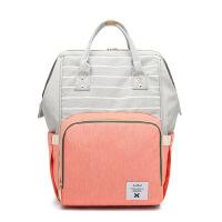 双肩包妈咪包多功能手提包婴儿用品包妈妈包外出包大容量母婴背包