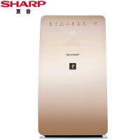 夏普(SHARP)空气净化器 加湿型家用KC-CE60-N 除甲醛 除PM2.5 除雾霾净离子群