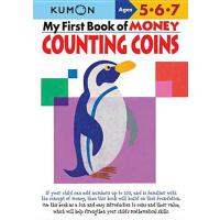 【预订】My Book of Money Counting Coins: Ages 5, 6, 7