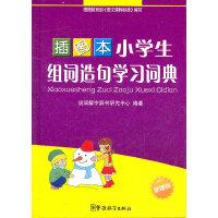小学生组词造句学习词典(插图本)