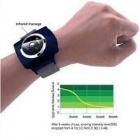 腕式止鼾器 智能手表止酣器 电子生物电子止鼾仪 CX 套餐7(+20支导电液)