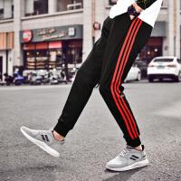 夏款运动裤男跑步运动户外休闲裤健身裤